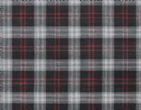 Crown Floors: Glendevon: Tartan - Black Cherry